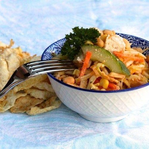 Asinan, Indonesian coleslaw HealthyAperture.com