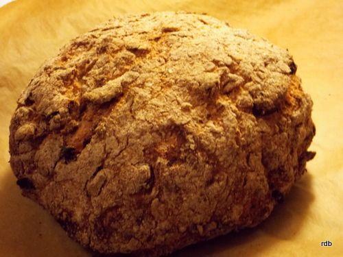 irsky chlieb-ziadna biela muka