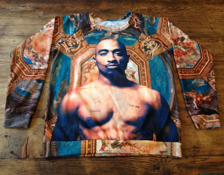 Photographer Sues Forever 21 and Urban Outfitters over Use of Tupac Images