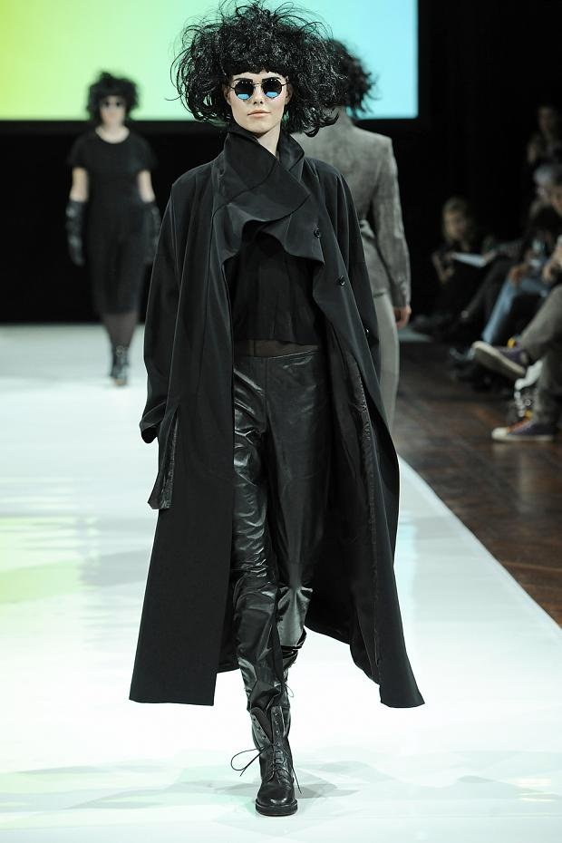 Ivan Grundahl A/W '13 My hair style is very IN on the runway apparently
