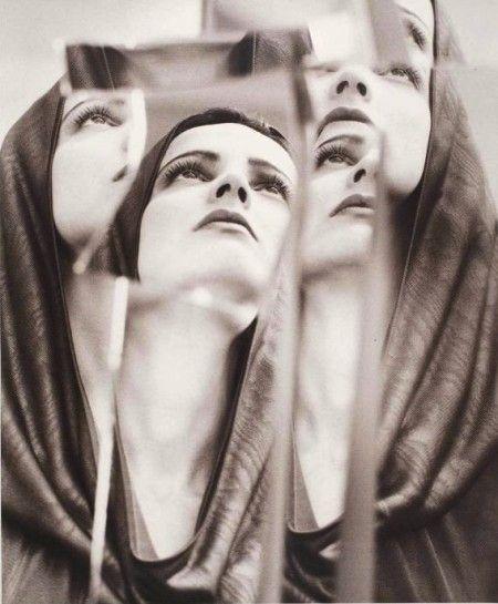David Seidner, Betty Lago, Azzedine Alaia, 1986