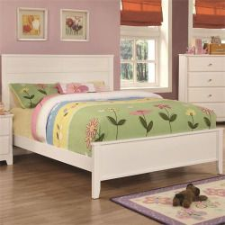Best price Coaster Furniture 400 Ashton Twin Bed with Framing Details Overstock