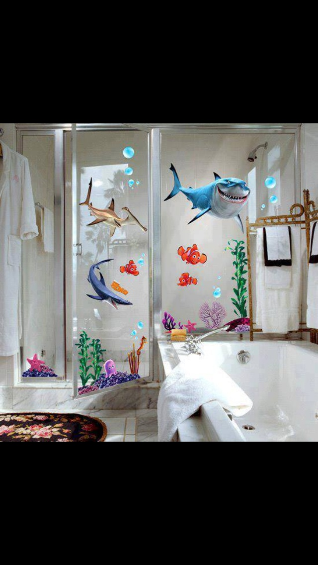 Best Home Bathroom Under Water Theme Images On Pinterest