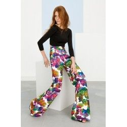 70's pants #peacock #gypsy
