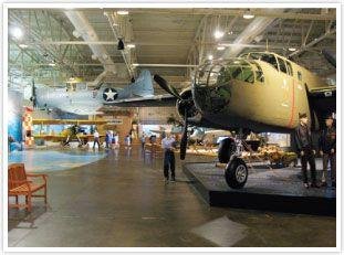 Pearl Harbor Museum - Ford Island HI