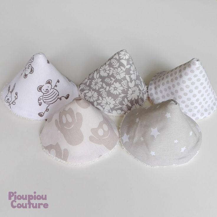 Cônes pare-pipi – Pioupiou Couture