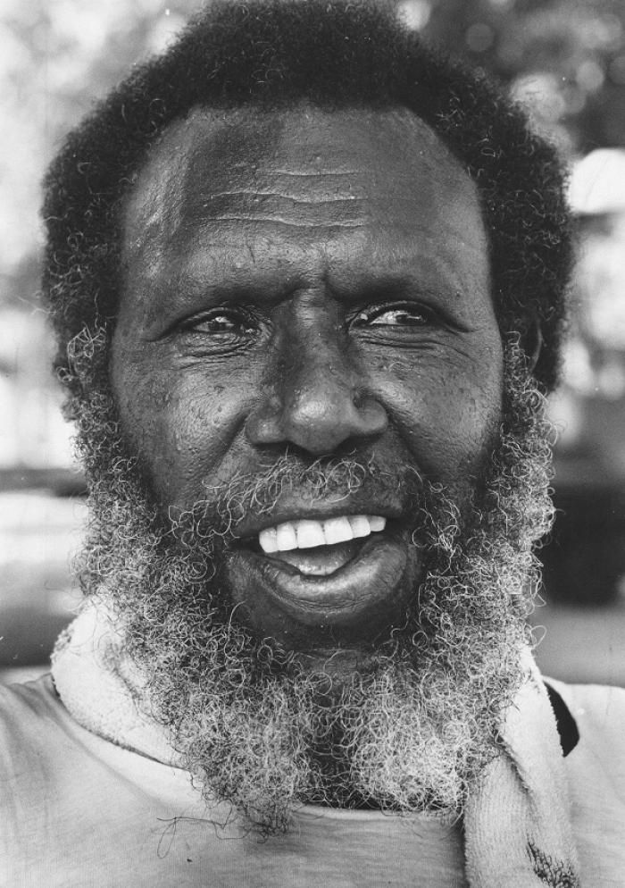 "Eddie Mabo ""Gail says her family shared the same response to the High Court win.  ""It was a shock when he won because most people didn't think we would win. It was unheard of for a single person to change the whole history of a nation and for Dad to do that it was an awakening call to Australia to say 'it's time to right a wrong' and embrace indigenous people."" """