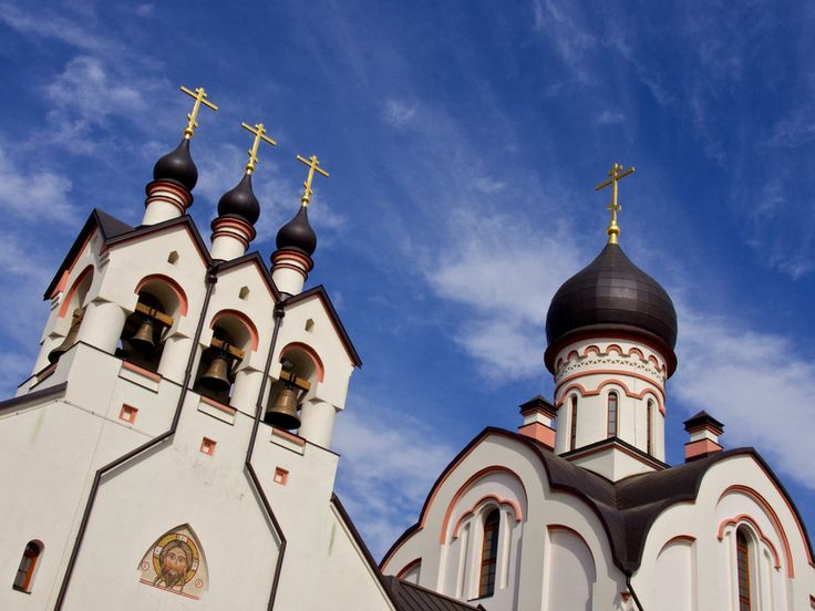 Church of St. Martyr and healer Panteleimon by Andrew Barkhatov on 500px