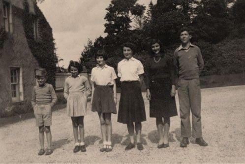 A Kemény család honlapja - Báró Kemény János (1903-1971) - Kemény János felesége, Auguszta Paton