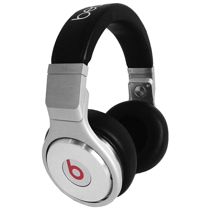 Beats By Dre Pro High Definition Noise Reduction Monster Headphones - Black #BeatsbyDrDre #OverTheEar