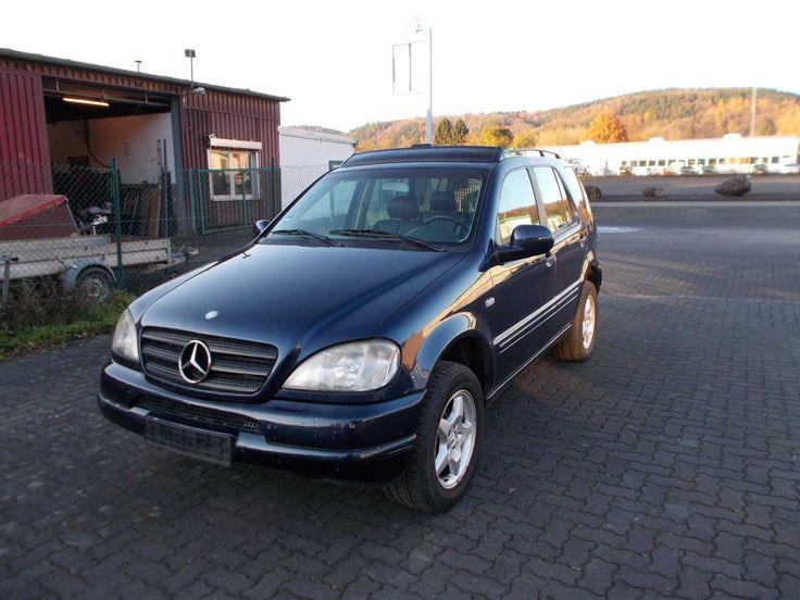 Mercedes - Benz ML 270 CDI , W 163, Diesel , grüne Plakette
