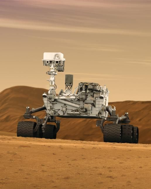 Mars Rover Curiosity: The Red Planet's Next Explorer