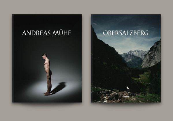 Andreas Mühe – Obersalzberg by Neue Gestaltung, Berlin, via Behance