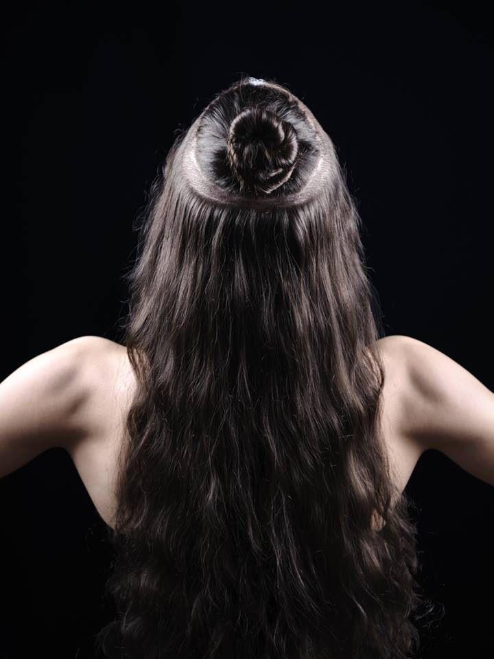 triangolo circolare     Hair_mua  Serena Eden