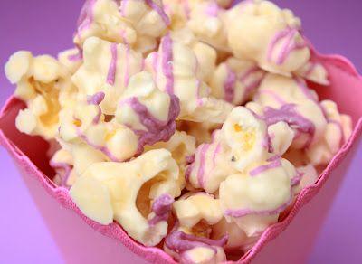 Chocolate Covered Popcorn (recipe)