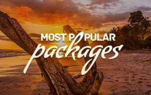 Most Popular Costa Rica Vacation Packages