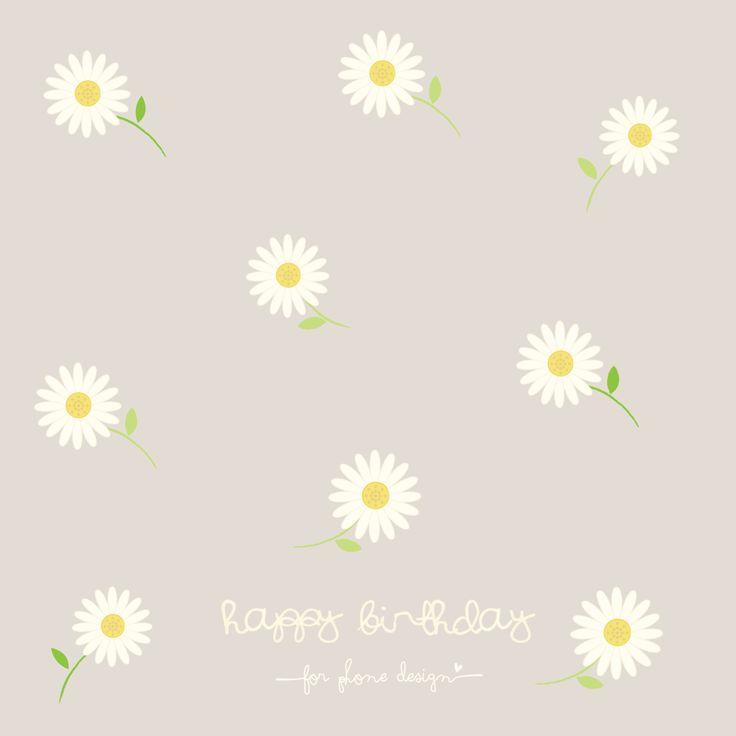 Happy Birthday Daisy sweet