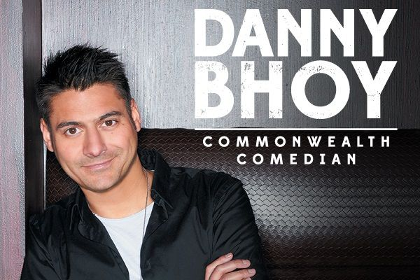 Danny Bhoy Commonwealth Comedian | Just For Laughs