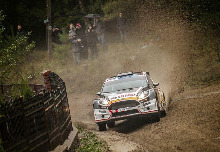K. Kajetanowicz / J. Baran - 70 Lotos Rally Poland by Kamil Kotliński on 500px