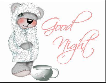 Good Night Pink Bear