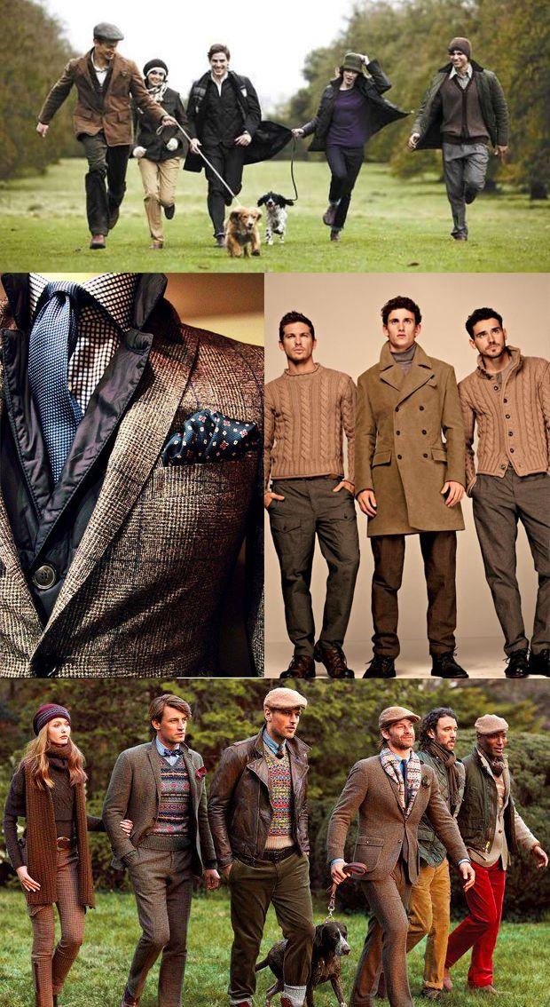 Men's Country Trend #menswear