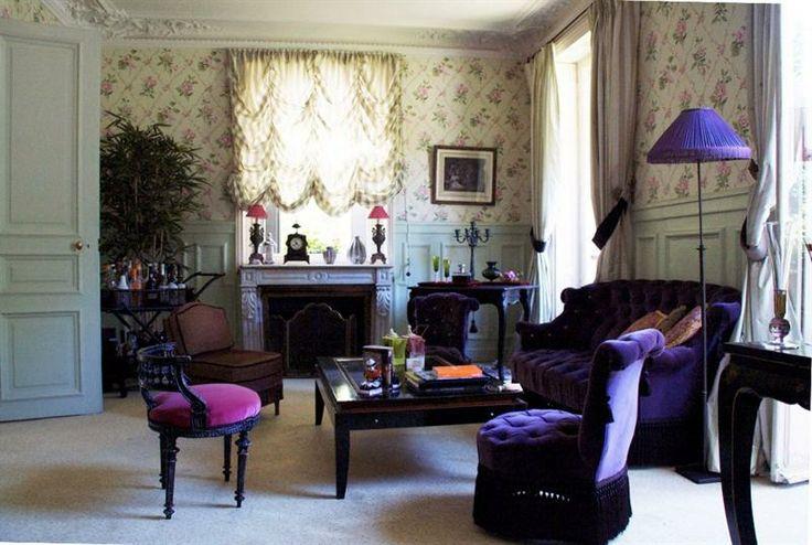 La décoration et le mobilier à l'époque romantique et sous le second empire;
