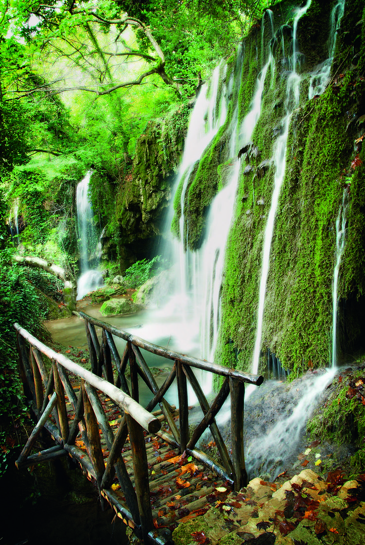 Mount Paiko Waterfalls - Kilkis Regional Unit - Greece