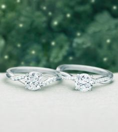 Would love these with a sapphire!