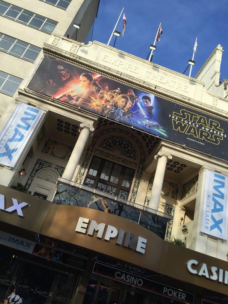 Empire cinema I Leicester Square