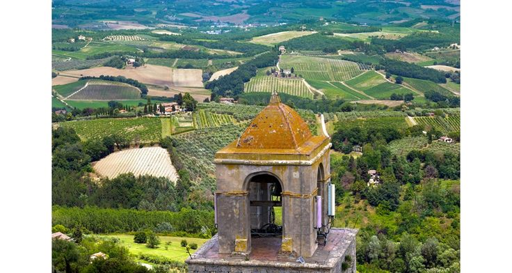Italy's Picturesque Bell Towers | ITALY Magazine