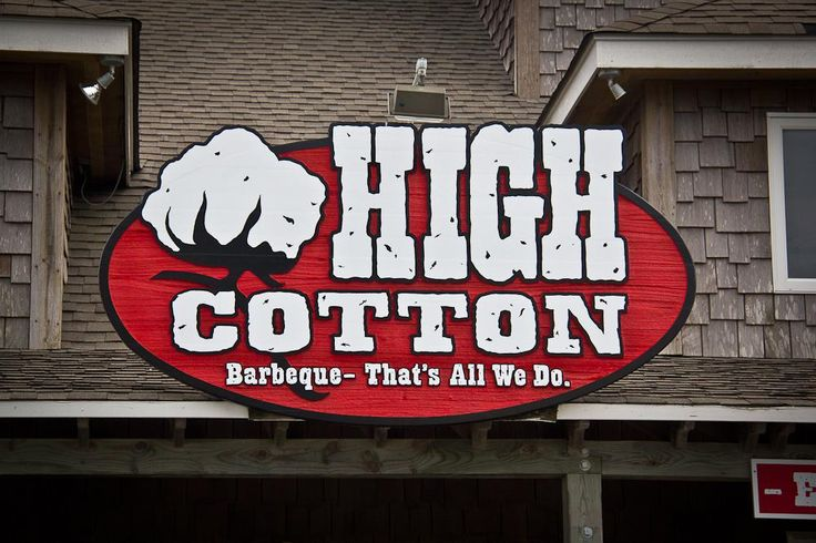eastern texas barbecue restaurants | High Cotton's Eastern Carolina BBQ Sauce (Outer Banks, NC) | We're ...