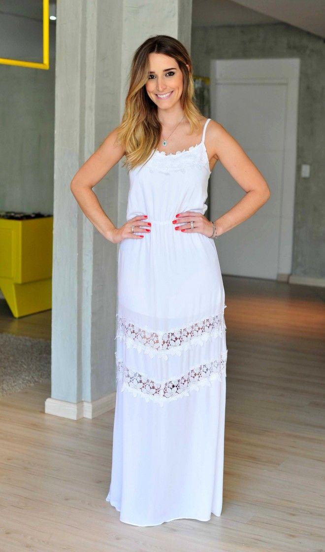 Look branco: como usar toda elegância do total white (50 fotos)