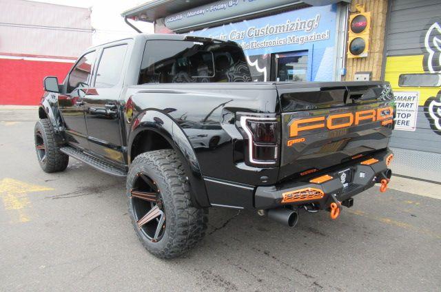 Custom Ford Raptor >> 2018 Ford F 150 Raptor Custom Built By Cartoyz Full Truck