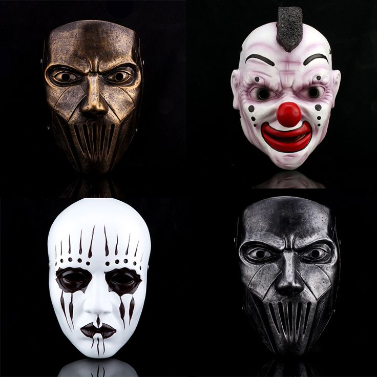 Creepy place collector's edition slipknot band slipknotjoeymask movie theme mask halloween mask