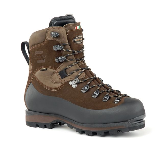 ZAMBERLAN  4039 EXPERT IBEX PRO RR - Technical boot for glaciers and high routes in the mountains. Great senstivity and high performance.