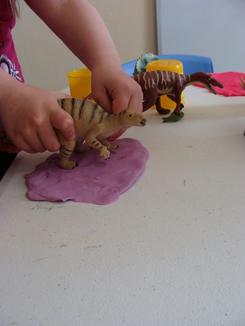 Dinosaur Activities for Preschoolers and Young Children from My Little Gems