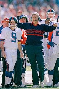 Bill Parcells talks about the 1991 NFC Championship Game and the 2011 New York Giants #nyg