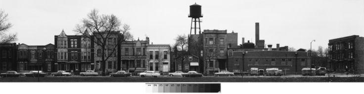 "Art Sinsabaugh, American, 1924–1983. Chicago Landscape No. 23 from ""Chicago Landscape Group,"" 1966. Gelatin silver print. Indiana University Art Museum 73.65.19. © 2003, Katherine Anne Sinsabaugh and Elisabeth Sinsabaugh de la Cova."