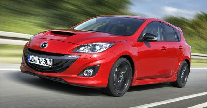 Mazdaspeed3, one of the few street legends