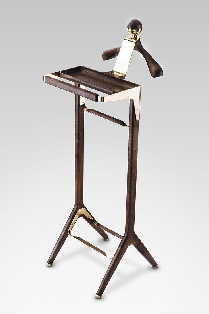 best 25 valet stand ideas on pinterest clothes valets. Black Bedroom Furniture Sets. Home Design Ideas