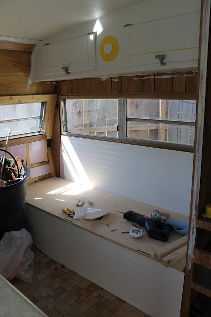 Still Going Strong: Jayco Camper Renovation Posts