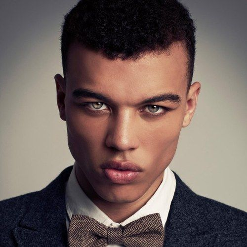 Mixed race male