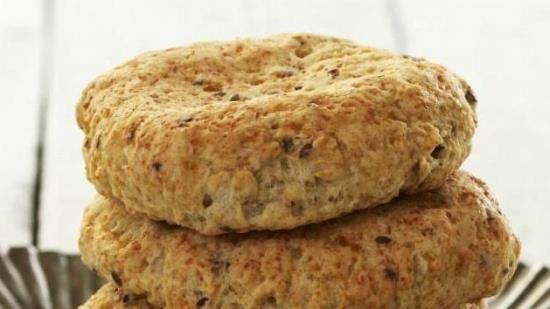 Grove scones med cottage cheese | Sunn Jenteidrett