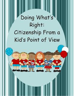 "FREE - includes scenario cards appropriate for K-5, where students have to decide what is the ""right"" thing to do"