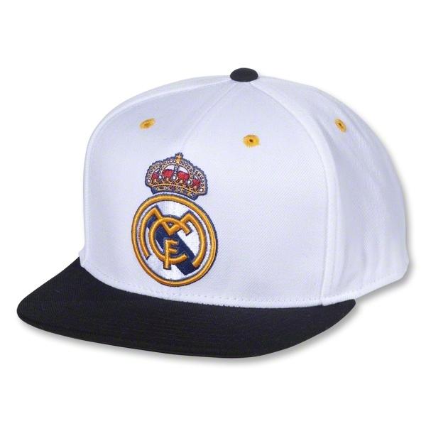 Yay!!!! Real Madrid Crest Snapback Cap
