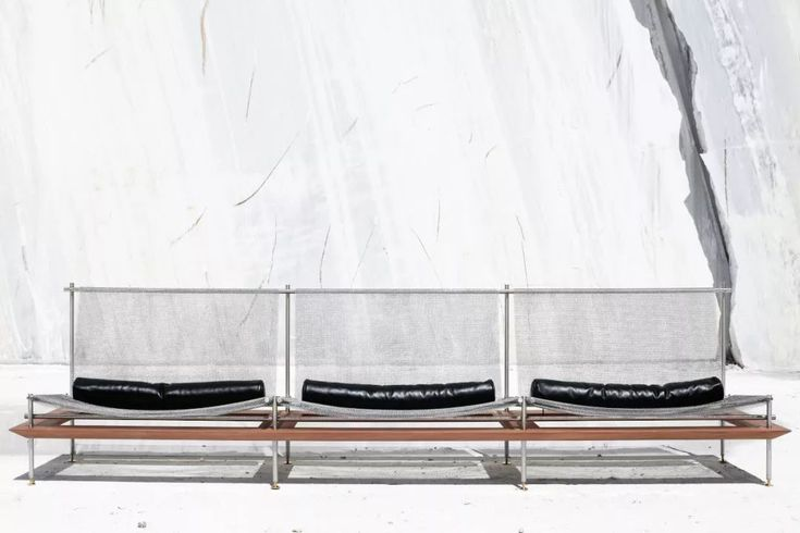Atem Sofa by Marco Lavit Nicora for Lavit Workshop at Maison & Objet 2018 | Yellowtrace