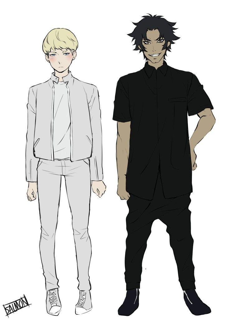 Ryo Asuka & Akira Fudo