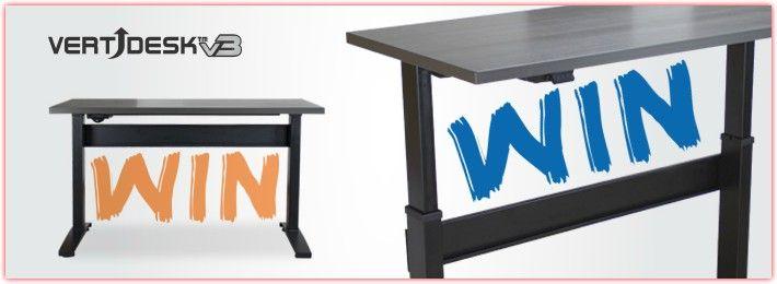VertDesk: A Quality, Customizable Electric Standing Desk – Review and #Giveaway  #desks #standingdesk #office #productivity #health #officesupplies #work #standing #tech #maketecheasier #entertowin #giveaways