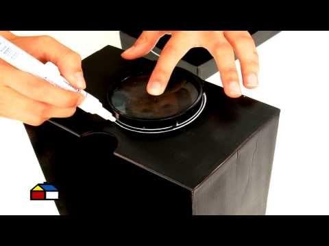 ¿Cómo hacer un proyector para celular? - YouTube