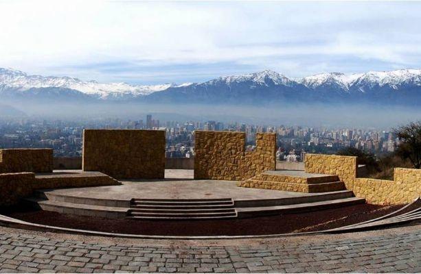 Conozca el Anfiteatro de las Naciones y las Artes Pablo Neruda | Galería | LA TERCERA
